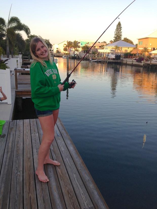 G fishing