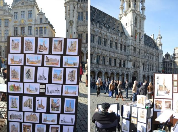 Brussels Paintings