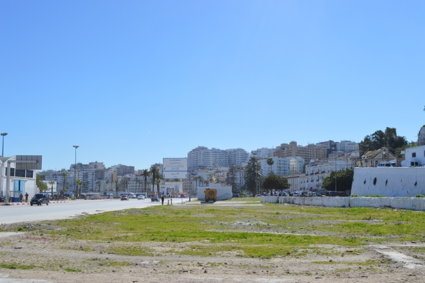 Tangier City View