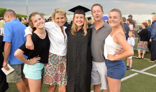 Georgi's Graduation