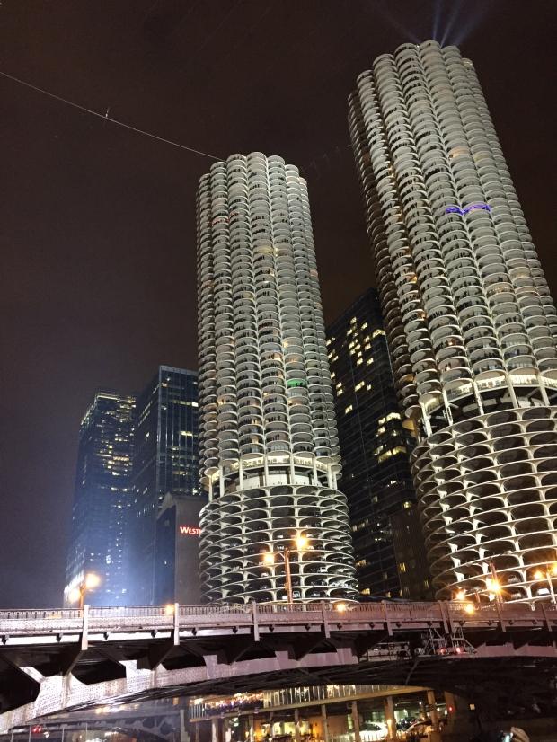 Nik Wallenda -  Chicago Tightrope Walk