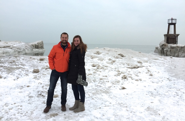 Frozen-Lake-Michigan