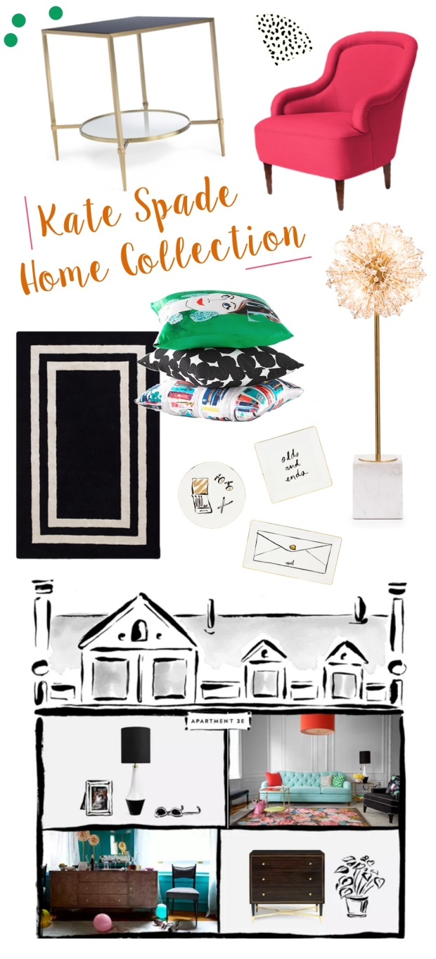 New Kate Spade Home Collection
